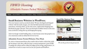 FBWD Hosting Alabama Small Business Websites