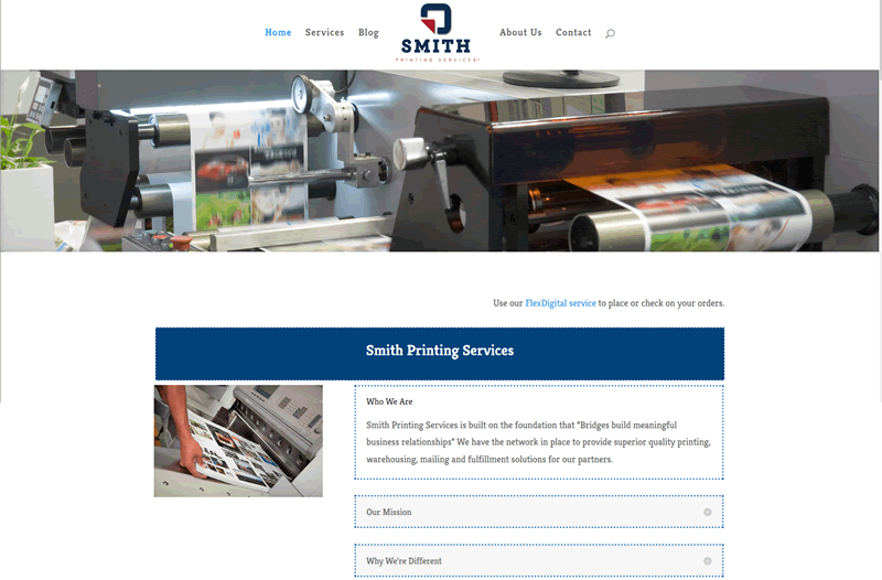 Smith Printing Services