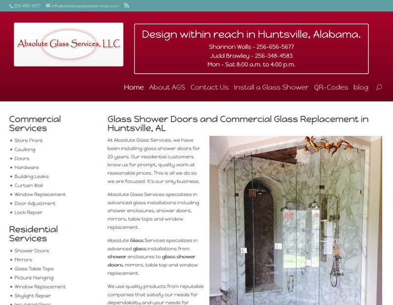Absolute Glass Services